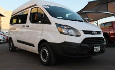FORD TRANSIT CUSTOM 2017-8