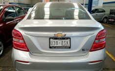 Chevrolet Sonic 2017 Plata-5