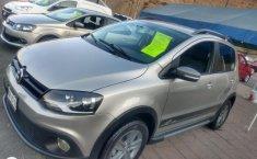 Volkswagen Crossfox 2012 Plata-7