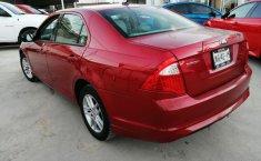 Ford Fusion SE Rojo-8