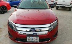 Ford Fusion SE Rojo-7