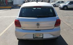 Volkswagen Gol 2019 Plata-2