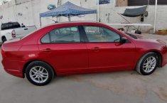 Ford Fusion SE Rojo-4