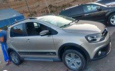 Volkswagen Crossfox 2012 Plata-3