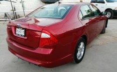 Ford Fusion SE Rojo-2