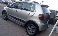 Volkswagen Crossfox 2012 Plata-0