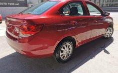 Chevrolet Aveo 2019 Rojo-13