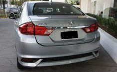 Honda City LX Automático-12