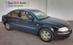 Volkswagen Passat 2002 4p sedan V6 4 Motion.-7