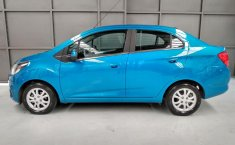 Chevrolet Beat 2020 Azul-11
