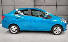 Chevrolet Beat 2020 Azul-10