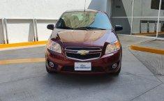 Chevrolet Aveo sin adeudos-9