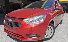 Chevrolet Aveo 2019 Rojo-12