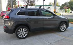 Jeep Cherokee 2015 5p Limited Premium 4x2 L4/2.4 Aut.-8