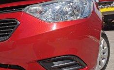 Chevrolet Aveo 2019 Rojo-11