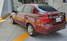 Chevrolet Aveo sin adeudos-7
