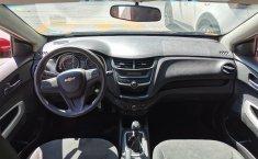 Chevrolet Aveo 2019 Rojo-9