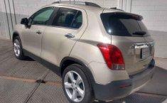 Chevrolet Trax 2015 5p LT L4/1.8 Aut.-4