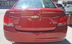Chevrolet Aveo 2019 Rojo-7