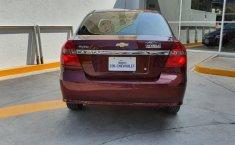 Chevrolet Aveo sin adeudos-6