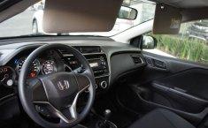 Honda City LX Automático-6