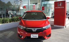 Honda Fit 2016 Rojo-4