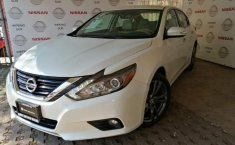 Nissan Altima Advance Blanco-7
