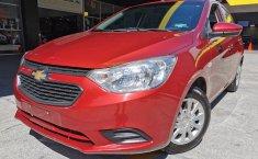 Chevrolet Aveo 2019 Rojo-6
