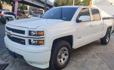 Pick Up Chevrolet Silverado 2500 Color Blanco-3