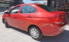 Chevrolet Aveo 2019 Rojo-4