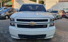 Pick Up Chevrolet Silverado 2500 Color Blanco-1