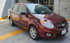 Chevrolet Aveo sin adeudos-0