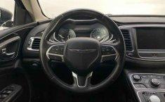 Chrysler 200 2015 Con Garantía At-10