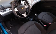 Chevrolet Beat 2020 Azul-1