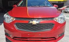 Chevrolet Aveo 2019 Rojo-3