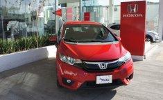 Honda Fit 2016 Rojo-0