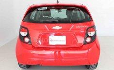 Chevrolet Sonic 2016 Rojo-13