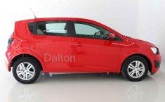 Chevrolet Sonic 2016 Rojo-10