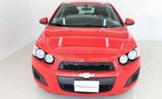 Chevrolet Sonic 2016 Rojo-8