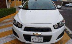 Chevrolet Sonic 2016 LT5Vel Clima Elect Cd 43 Mil Kms Org-16