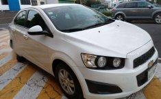 Chevrolet Sonic 2016 LT5Vel Clima Elect Cd 43 Mil Kms Org-14