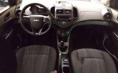 Chevrolet Sonic 2016 LT5Vel Clima Elect Cd 43 Mil Kms Org-13