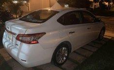 Nissan Sentra cvt sense excelente estado-2