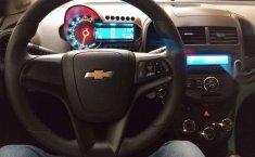 Chevrolet Sonic 2016 LT5Vel Clima Elect Cd 43 Mil Kms Org-10
