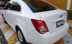 Chevrolet Sonic 2016 LT5Vel Clima Elect Cd 43 Mil Kms Org-8