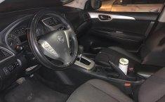 Nissan Sentra cvt sense excelente estado-0