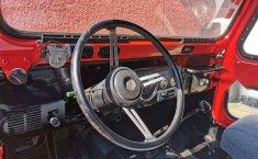 Jeep CJ7 1982 dos puertas-0