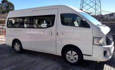 Camioneta Nissan Urvan 2016 en excelentes condiciones-5