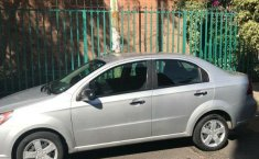 Chevrolet Aveo LT 2015 manual equipado 60 mil km, todo pagado vidrios, cajuela y seguros eléctricos bluetooth-8