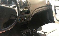 Chevrolet Aveo LT 2015 manual equipado 60 mil km, todo pagado vidrios, cajuela y seguros eléctricos bluetooth-4